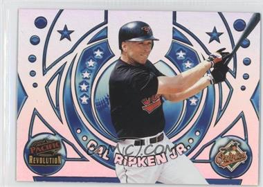 1998 Pacific Revolution - Rookies and Hardball Heroes #23 - Cal Ripken Jr.