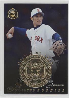 1998 Pinnacle Mint Collection - [Base] - Gold Mint Team #26 - Nomar Garciaparra