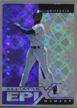 1998 Pinnacle Plus - All-Star Epix - Moment Purple #E1 - Ken Griffey Jr.