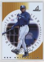 Ken Griffey Jr., Larry Walker (Foil Back)