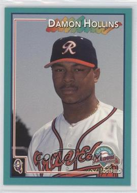 1998 Q Cards Richmond Braves - [Base] #18 - Damon Hollins