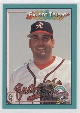 1998 Q Cards Richmond Braves - [Base] #25 - Fausto Tejero