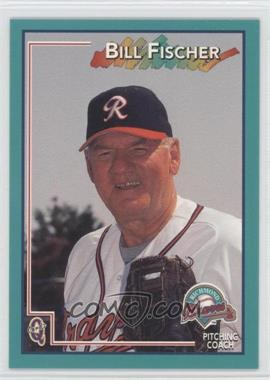 1998 Q Cards Richmond Braves - [Base] #28 - Billy Finn