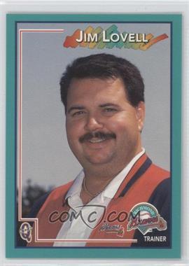 1998 Q Cards Richmond Braves - [Base] #30 - Jim Lovell