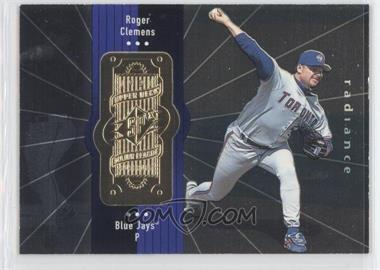 1998 SPx Finite - [Base] - Radiance #140 - Roger Clemens /4500