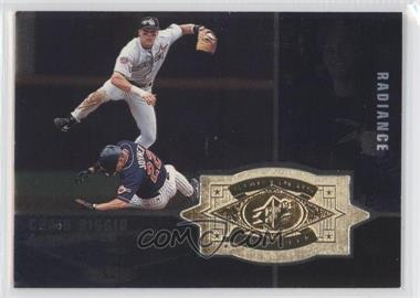 1998 SPx Finite - [Base] - Radiance #156 - Craig Biggio /3500