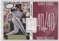 Barry Bonds /1750