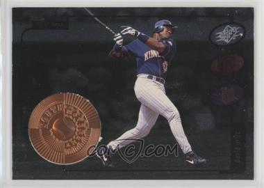 1998 SPx Finite - [Base] #182 - David Ortiz /5000