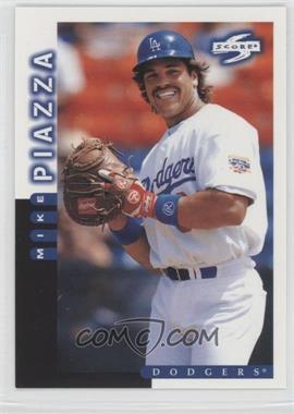 1998 Score - [Base] #24 - Mike Piazza