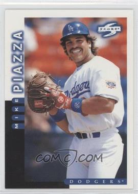 1998 Score - [Base] #24 - Mike Piazza