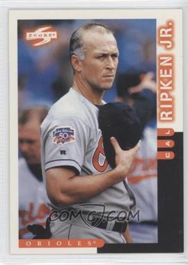 1998 Score - [Base] #43 - Cal Ripken Jr.