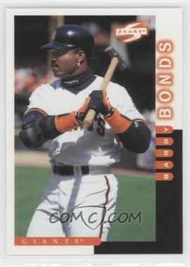 1998 Score - [Base] #5 - Barry Bonds