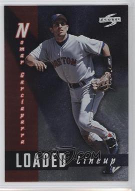 1998 Score - Loaded Lineup #LL9 - Nomar Garciaparra