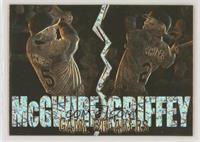 Game Breakers - Mark McGwire, Ken Griffey Jr. #/5,000