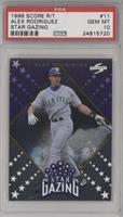 Alex Rodriguez [PSA 10 GEM MT]