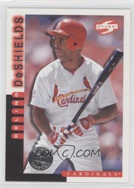 1998 Score Team Collection - St. Louis Cardinals #12 - Delino DeShields
