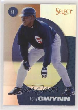 1998 Select - [Base] #109 - Tony Gwynn