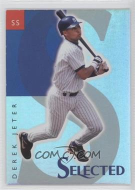 1998 Select Selected - Samples #8 - Derek Jeter