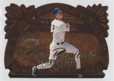 1998 Skybox Circa Thunder - Rave Reviews #9 RR - Derek Jeter