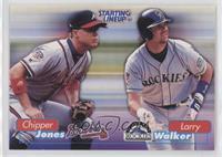 Larry Walker, Chipper Jones [EXtoNM]