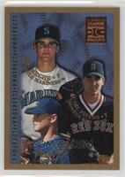 Carl Pavano, Gil Meche, Kerry Wood