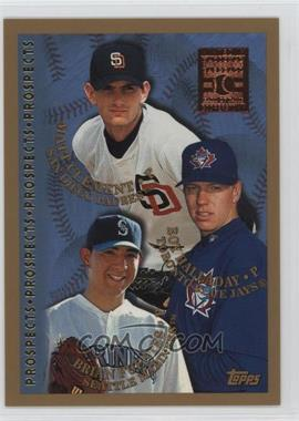 1998 Topps - [Base] - Minted in Cooperstown #264 - Brian Fuentes, Matt Clement, Roy Halladay
