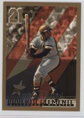 1998 Topps - [Base] #21 - Roberto Clemente