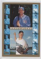 Draft Picks - Aaron Akin, Vernon Wells