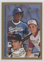 Prospects - Adrian Beltre, Ryan Minor, Aaron Boone