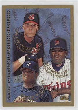 1998 Topps - [Base] #257 - Richie Sexson, David Ortiz, Daryle Ward