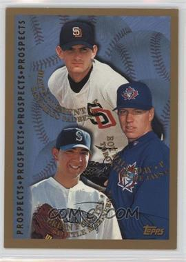 1998 Topps - [Base] #264 - Roy Halladay, Brian Fuentes, Matt Clement