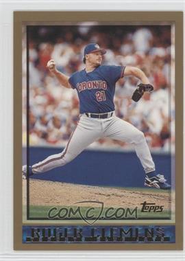 1998 Topps - [Base] #300 - Roger Clemens