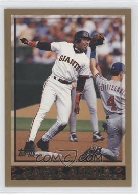 1998 Topps - [Base] #317 - Barry Bonds
