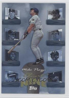 1998 Topps - Clout Nine #C2 - Mike Piazza