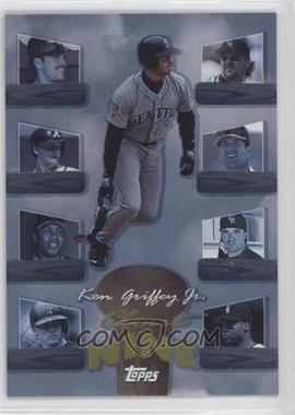 1998 Topps - Clout Nine #C8 - Ken Griffey Jr.