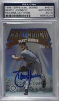 Randy Johnson [PSA/DNA Certified Encased]