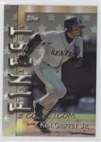 Ken Griffey Jr., Larry Walker, Andres Galarraga, Randy Johnson