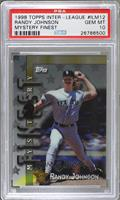 Randy Johnson, Larry Walker, Ken Griffey Jr., Andres Galarraga [PSA 10]