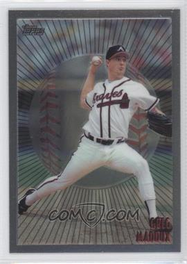 1998 Topps - Mystery Finest - Bordered #M12 - Greg Maddux