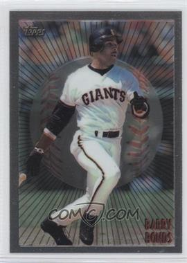 1998 Topps - Mystery Finest - Bordered #M19 - Barry Bonds