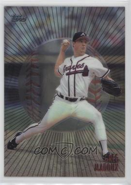 1998 Topps - Mystery Finest - Borderless #M12 - Greg Maddux