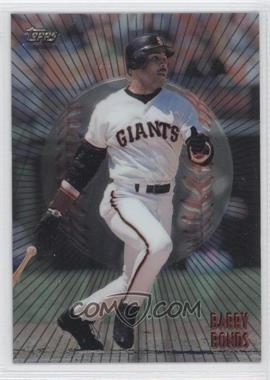 1998 Topps - Mystery Finest - Borderless #M19 - Barry Bonds