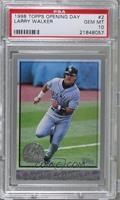 Larry Walker [PSA 10]
