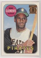 Roberto Clemente (1969 Topps) [EXtoNM]