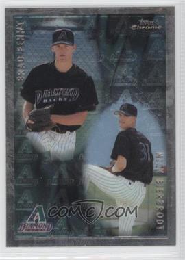 1998 Topps Chrome - [Base] #499 - Nick Bierbrodt, Brad Penny