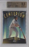 Larry Walker (No Serial #) /75 [BGS 9.5 GEM MINT]