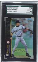 Derek Jeter [SGC 92 NM/MT+ 8.5]