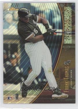 1998 Topps Finest - Mystery Finest Series 2 - Refractor #M1 - Nomar Garciaparra, Frank Thomas