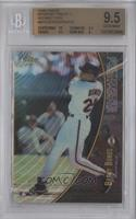 Barry Bonds, Mike Piazza [BGS 9.5 GEM MINT]