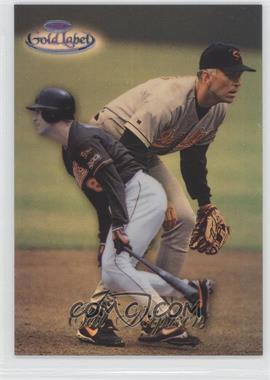1998 Topps Gold Label - Class 1 - Black Label #29 - Cal Ripken Jr.